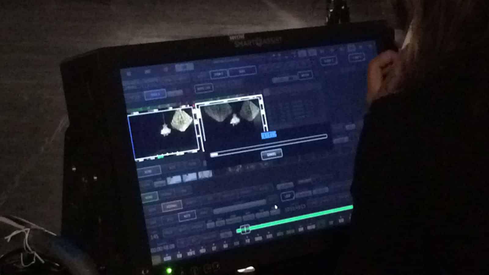 Filmproductie Madrid 4