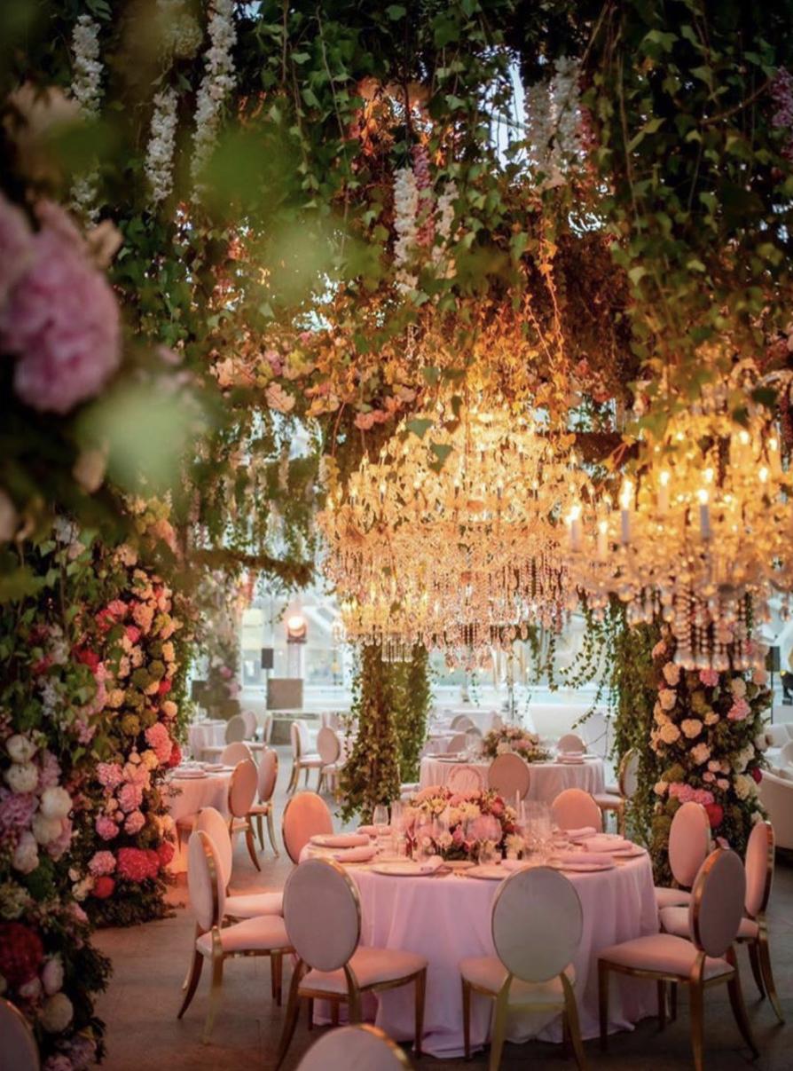 Chandelier Rental Wedding In Valencia 3