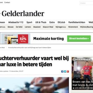 Kroonluchterverhuur In De Media Gelderlander 2006 300x300